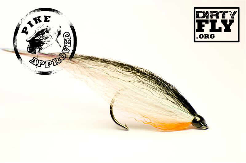 Pike Fly White Edition