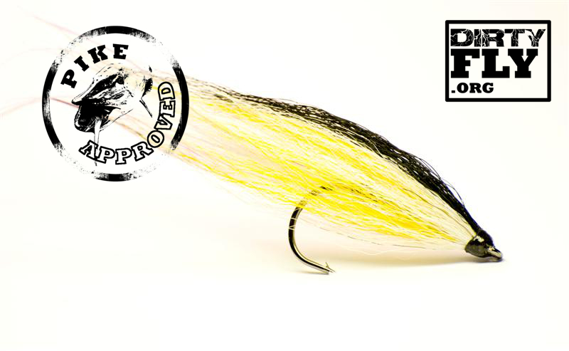 Pike Fly Yellow Edition