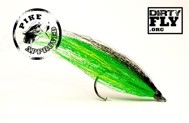 Pike Fly Green Edition