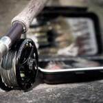 Streamer fishing gear