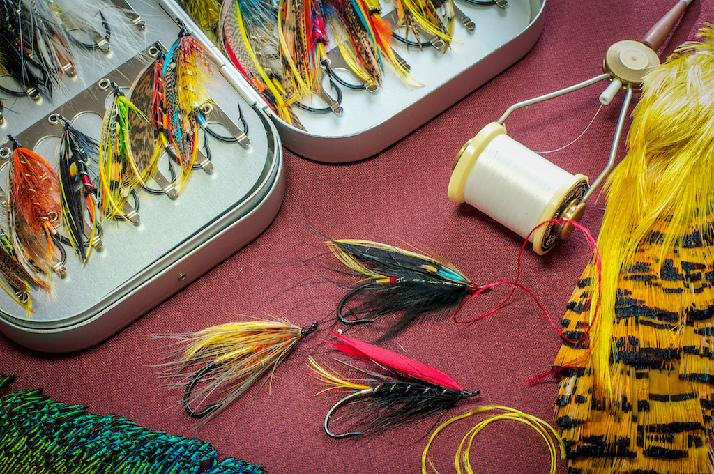 The Complete Illustrated Directory of Salmon Flies